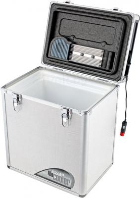 Автохолодильник Ezetil E20 Alu - с открытой крышкой