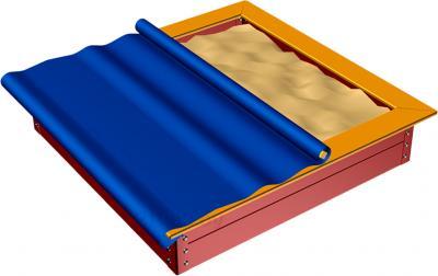 Песочница Romana 109.01.01 - общий вид