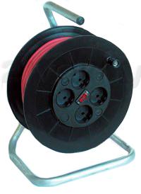 Удлинитель на катушке NoBrand УС-42083 (УХВ) (40м) - общий вид