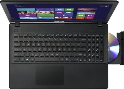 Ноутбук Asus X551MA-SX056D - вид сверху