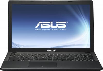 Ноутбук Asus X551MA-SX056D - фронтальный вид