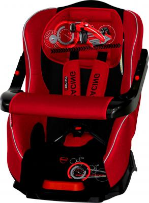 Автокресло Lorelli Bumper (Red Racing) - общий вид