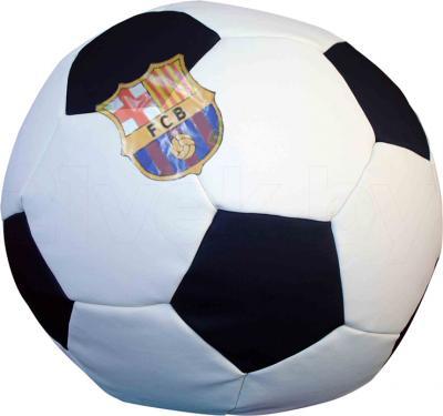 Бескаркасное кресло Baggy Футбольный мяч Стандарт (Барселона) - общий вид