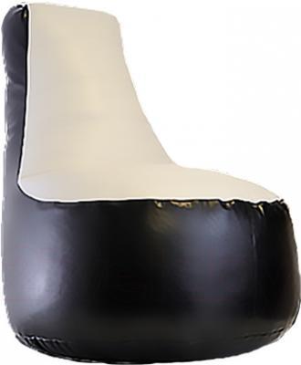 Бескаркасное кресло Baggy Чил Аут (черный) - общий вид