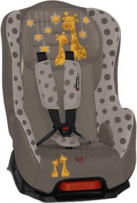 Автокресло Lorelli Pilot+ (Beige Giraffes) - общий вид
