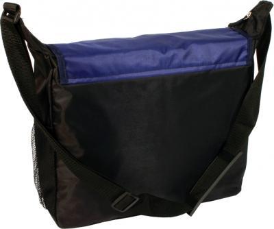 Молодежная сумка Paso 82-191В - вид сзади