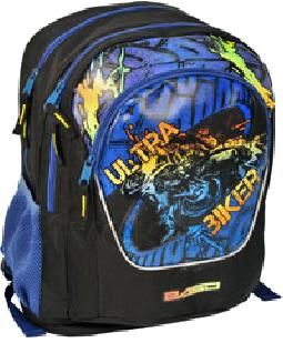 Школьный рюкзак Paso 13-147 - общий вид