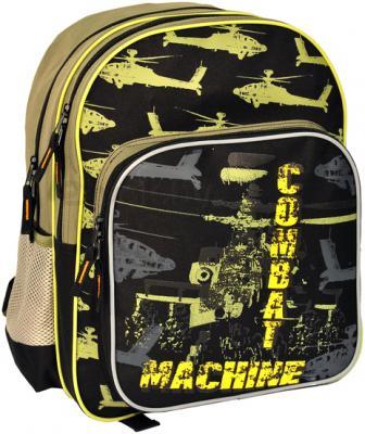 Школьный рюкзак Paso 13-162А (Beige) - общий вид