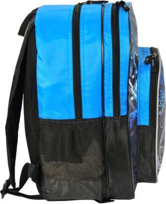Школьный рюкзак Paso 13-162С (Blue) - вид сбоку
