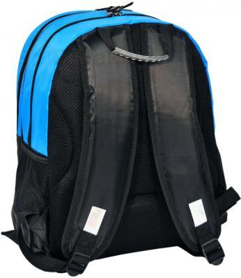 Школьный рюкзак Paso 13-162С (Blue) - вид сзади