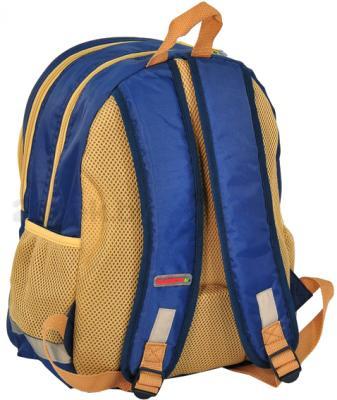 Школьный рюкзак Paso SDD-080 - вид сзади