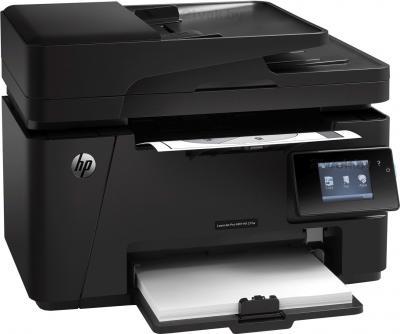 МФУ HP LaserJet Pro MFP M127fw (CZ183A) - общий вид