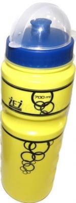 Спортивная бутылка NoBrand BT1121 (желтый) - общий вид
