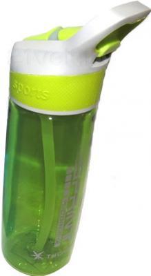 Спортивная бутылка NoBrand CG-850 (зеленый) - общий вид