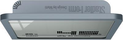 Метеостанция цифровая Stadler Form S-062 Selina (Metallic) - вид сверху
