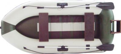 Надувная лодка Велес 01/255 - вид сверху