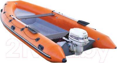 Надувная лодка Велес R-440 - общий вид