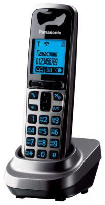 Дополнительная телефонная трубка Panasonic KX-TGA641RUM - общий вид
