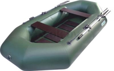 Надувная лодка Велес 01/265S - общий вид