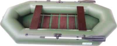 Надувная лодка Велес 01/300S - вид сбоку