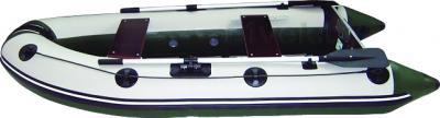 Надувная лодка Велес 02/300 - вид сбоку