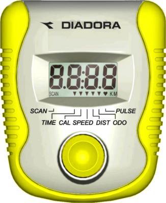 Велотренажер Diadora Vicky - дисплей