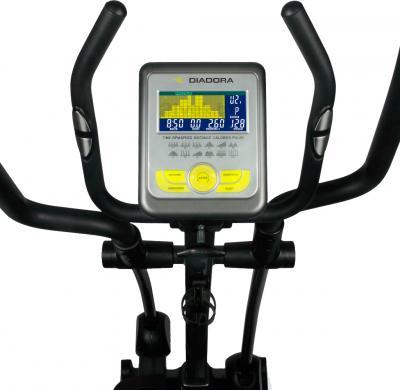 Эллиптический тренажер Diadora Rider Cross - панель управления