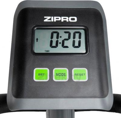 Эллиптический тренажер Zipro Neon - панель управления