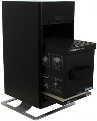 Очиститель воздуха Stadler Form V-002 Viktor (Black) - размещение фильтров