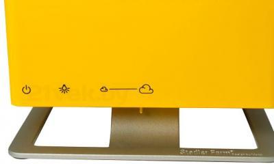 Ультразвуковой увлажнитель воздуха Stadler Form A-005R Anton (Honeycomb) - панель управления