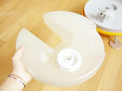 Паровой увлажнитель воздуха Stadler Form F-014EH Fred (Honeycomb) - резервуар для воды