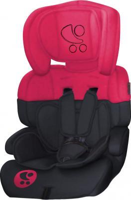 Автокресло Lorelli Junior+ (Black-Red) - общий вид