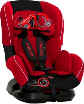 Автокресло Lorelli Concord (Red Racing) - общий вид