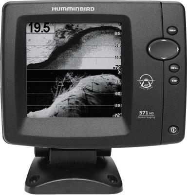 Эхолот Humminbird 571x HD DI - общий вид