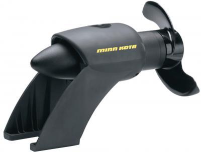 Электромотор лодочный Minn Kota MK55EM - общий вид