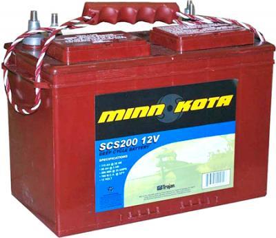 Аккумулятор для лодочных моторов Minn Kota MK-SCS-200 - общий вид