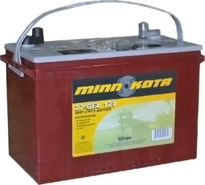 Аккумулятор для лодочных моторов Minn Kota MK-27-GEL - общий вид