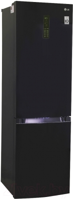 Холодильник с морозильником LG GA-B489TGBM