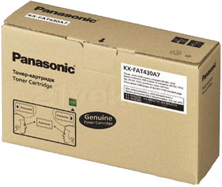 Картридж Panasonic KX-FAT430A7 - общий вид
