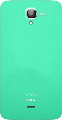 Смартфон Explay Vega (Green) - задняя панель