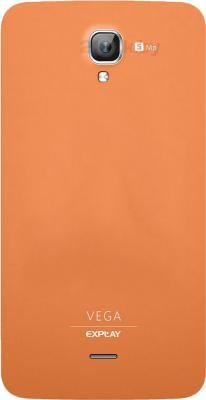 Смартфон Explay Vega (Orange) - задняя панель