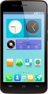 Смартфон Explay Vega (Orange) - общий вид