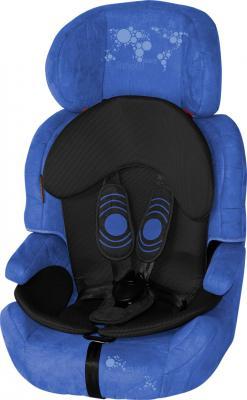 Автокресло Lorelli Uno (Blue Black World) - общий вид