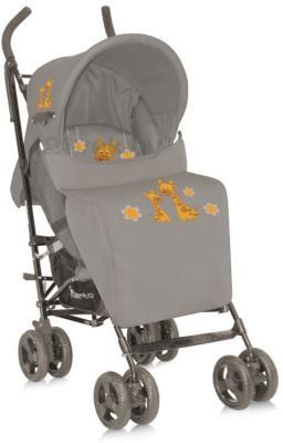 Детская прогулочная коляска Lorelli Fiesta (Beige Giraffes) - чехол для ног