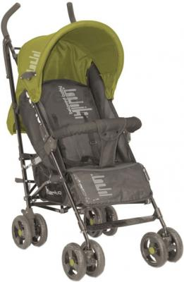 Детская прогулочная коляска Lorelli Fiesta (Beige-Green Beloved) - общий вид