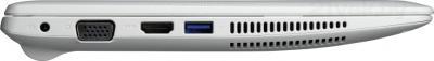 Ноутбук Asus X200MA-KX047D - вид сбоку