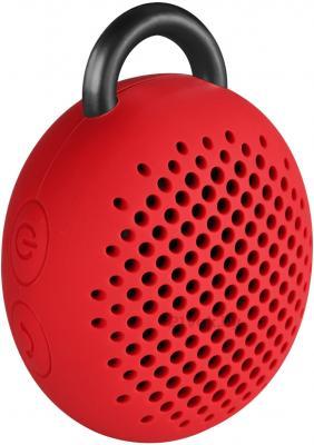 Портативная колонка Divoom Bluetune-BEAN (Red) - вид сбоку