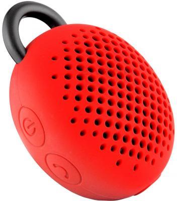 Портативная колонка Divoom Bluetune-BEAN (Red) - общий вид