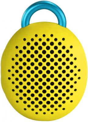 Портативная колонка Divoom Bluetune-BEAN (Yellow) - общий вид