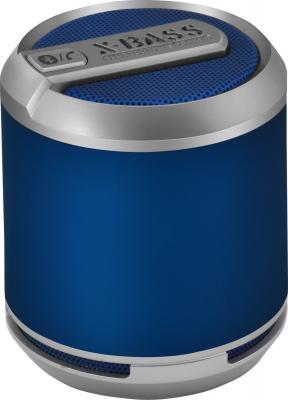 Портативная колонка Divoom Bluetune-SOLO (Blue) - общий вид
